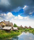 Summer from rural landscape Royalty Free Stock Photo