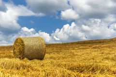 Summer rural landscape over Val d`Agri, Basilicata stock photos