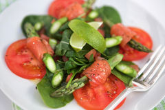 Summer salad Royalty Free Stock Photography