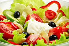 Summer salad Royalty Free Stock Image