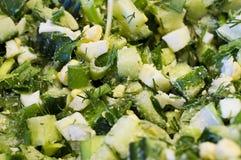 Summer salad Stock Photography