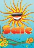 Summer sale Royalty Free Stock Photos