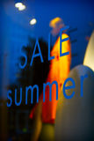 Summer sale Stock Image