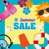 Summer sale deals Stock Photos