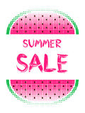 Summer sale. Stock Photography