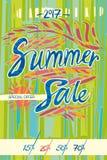 Summer Sale. Stock Image