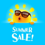 Summer Sale! Stock Photography
