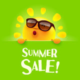 Summer Sale! Royalty Free Stock Image