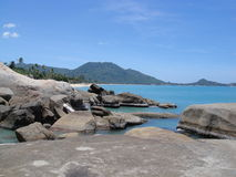 Summer in Samui Royalty Free Stock Photos