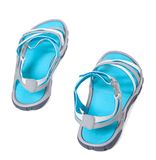 Summer sandals Stock Photography