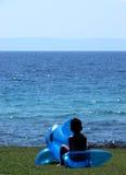Summer scene royalty free stock image
