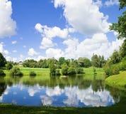 Summer scenery Stock Photography