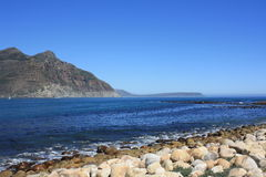 Cape Town Scenery. Summer scenery in Cape Town South Africa Royalty Free Stock Image