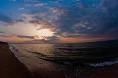 Summer sea Royalty Free Stock Photo