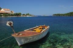 Summer at sea Stock Image