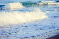 Summer sea background. Stock Images