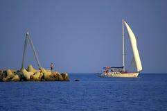 Summer sea holiday Royalty Free Stock Image