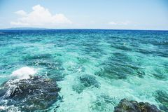 Summer Sea Image Royalty Free Stock Photos