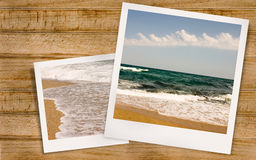 Summer sea Royalty Free Stock Images
