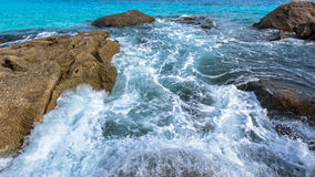 Summer sea in Thailand Royalty Free Stock Image