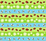 Summer seamless Stock Image