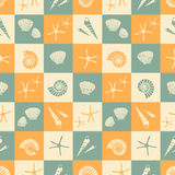 Summer Seamless Background Royalty Free Stock Photos