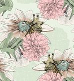 Summer. Seamless pattern Royalty Free Stock Photo