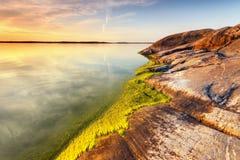 Summer seascape Stock Photos