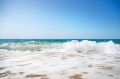 Summer seascape Royalty Free Stock Images
