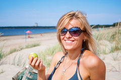 Summer season royalty free stock photography