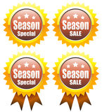 Summer season special sale Stock Photo