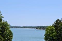 Summer See Lizenzfreie Stockfotos