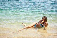Summer sensuality Stock Photos