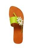 Summer shoe Royalty Free Stock Photo