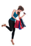 Summer shopping Royalty Free Stock Photo