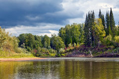 Summer in Siberia Stock Photography