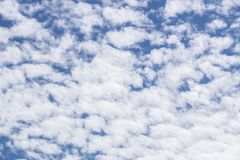 Summer Skies. Britain is experiencing a prolonged summer and beautiful skies, high heat and in some areas - drought. Over head the endless blue make the heart royalty free stock images