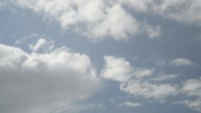 Summer Skies stock video footage