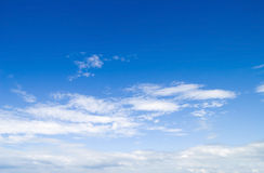 Summer sky Stock Photos