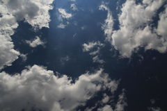 Summer sky Royalty Free Stock Image