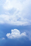 Summer sky and clouds Royalty Free Stock Photos