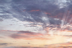 Summer sky Royalty Free Stock Image