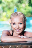 Summer smile Royalty Free Stock Photos