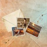 Summer Snapshots Stock Images