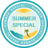 Summer special Royalty Free Stock Photo