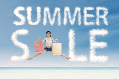 Summer special sale concept 1