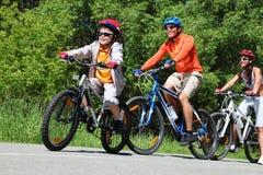 Summer speeders Stock Image