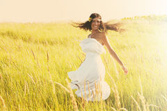Summer spirit Stock Photography