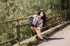 Summer sport Stock Photography