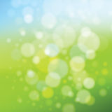 Summer and spring background Royalty Free Stock Photos